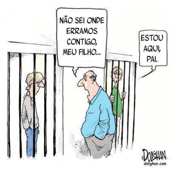 criminalização da criança alienada