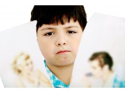 uma criança e duas realidades