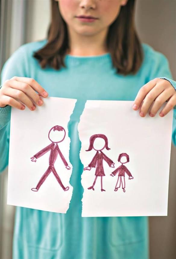 Pais divorciados - Filhos unidos