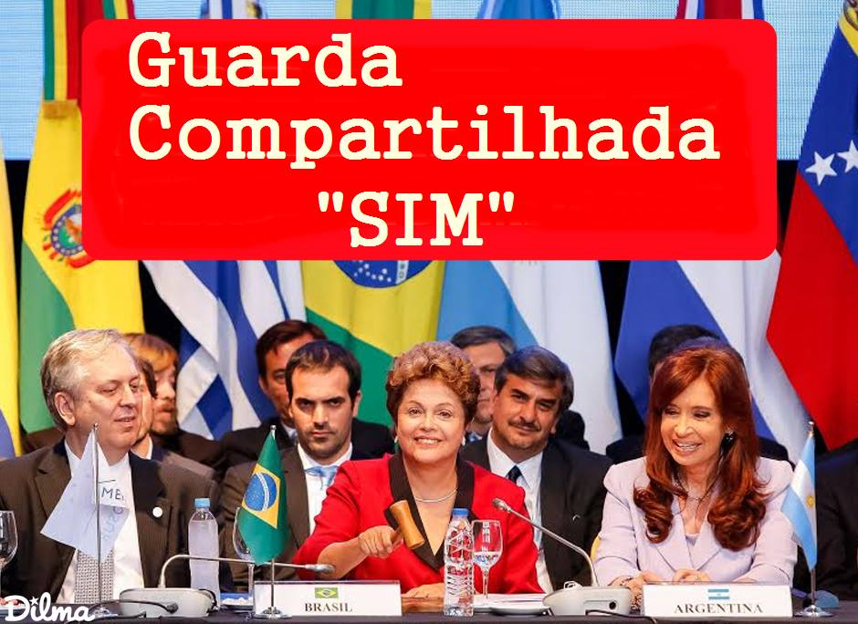 Guarda Compartilhada Obrigatória no Código Civil