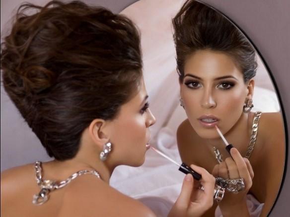 A juíza federal Alessandra Baldini na época em que ostentava a coroa de Miss DF - Foto: Cassiano Grandi/Divulgação